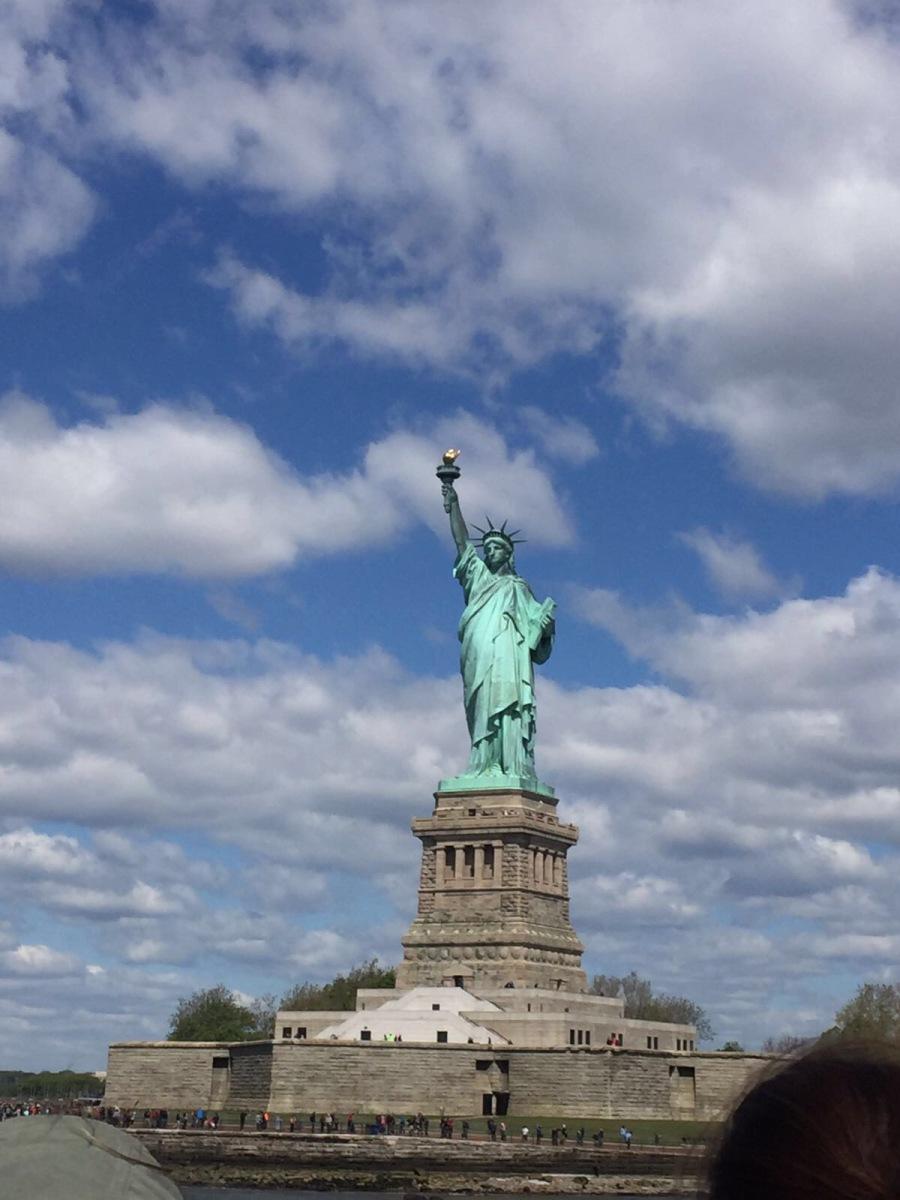 Vacaciones en New York o como sentirte dentro de una película
